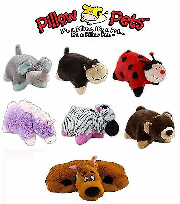 """Vinsani 18"""" Soft Cuddly Pillow Pets - Available in Various Characters & Animal"""