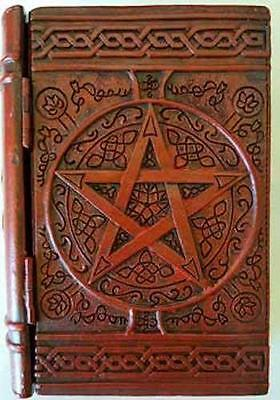 "Pentagram Tarot Box in ""Book Box"" Style!"
