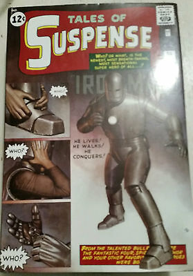 The Invincible Iron Man Omnibus Vol 1 HC by Stan Lee - Ani Granov Variant Cover