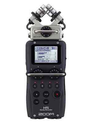 Zoom H5 Handy Recorder with Interchangeable Microphone System  (FXR005
