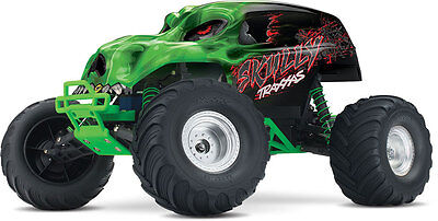 Traxxas Skully Stampede Ready-To-Run 1/10th Scale Monster Truck TRA36064-1