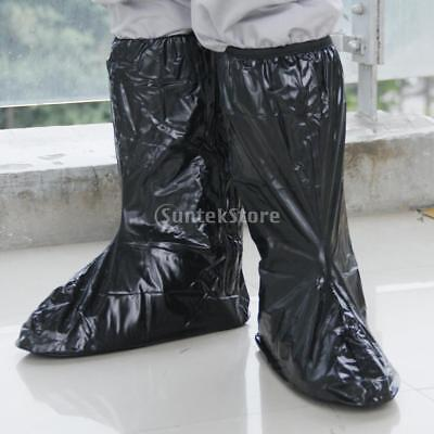 Durable Unisex Anti-Slip Waterproof Shoe Covers Rain Boots Overshoes Protector