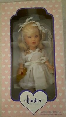 New Effanbee  Communion Doll  World Of Celebrations V781  9""