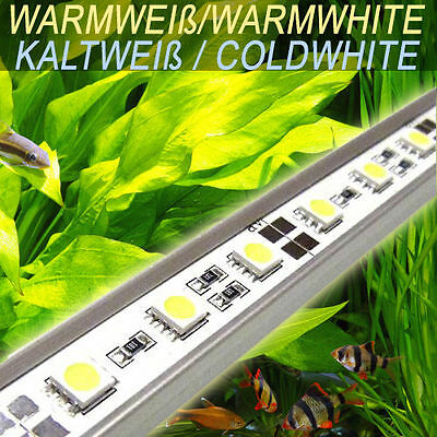 LED-AQUARIUMLAMPE LEUCHTE PowerLED 120cm SIMULATION TAGES/MONDLICHT HQI T8 AB6WW
