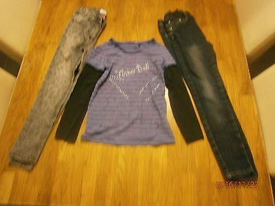 bundle of  girls clothes for age 6 to 7 years