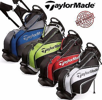 Taylormade Golf Stand Bag Pro 4.0 Carry Bag Double Strap Stand Bag 2017