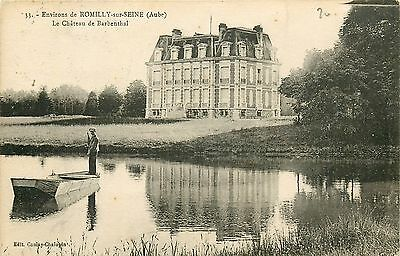 10* ROMILLY SUR SEINE  chateau                                              C31-