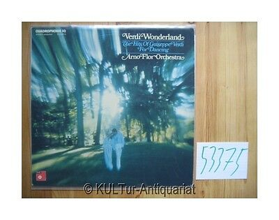 Verdi Wonderland - The Hits Of Guiseppe Verdi For Dancing  [QUADROPHONIE-PRESSUN