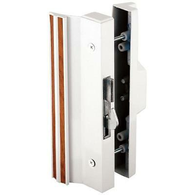 HNDL SET DR 6IN 3-1/4IN SURF Prime Line Products Latches / Handles C 1118 White