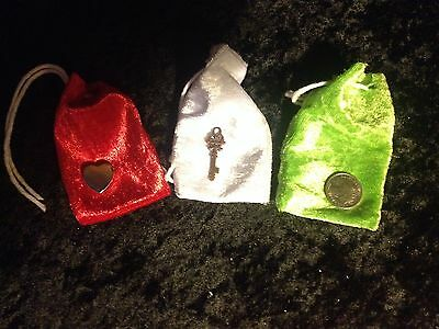 Mojo Bag - Money and General Prosperity to draw wealth and luck to you.