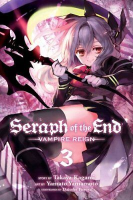 Seraph of the End by Takaya Kagami 9781421571522 (Paperback, 2014)