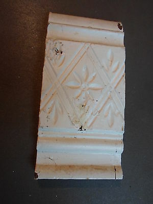 antique door or window plints or corner block, antique woodwork    Group 5