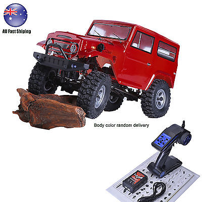 1/10 Scale Electric 4wd Off Road ​Rc Car rock climbing Hot sell Christmas gift