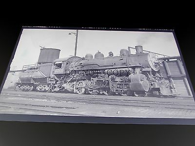 SP Southern Pacific #4505 at Roseville, Calif. 8/10/1955  0-8-0 Negative  R99
