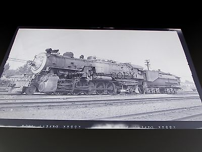 SP Southern Pacific #3689 at Roseville, Calif. 9/12/1953  2-10-2 Negative  R29