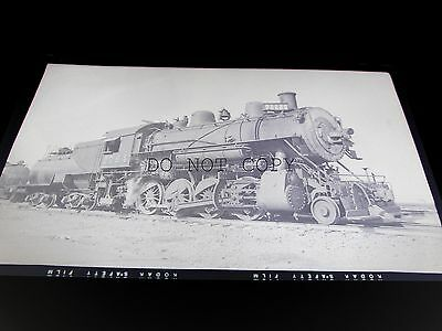 SP Southern Pacific #2764 at Port Costa, Calif. 10/25/1953  2-8-0 Negative  R14