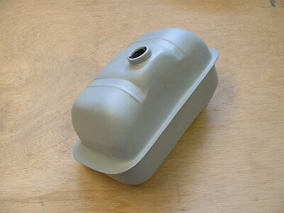 Lambretta   Steel  Fuel Tank  - Primer Finish - Brand New