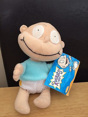 Rugrats Soft tommy Toy New With Tags 2001