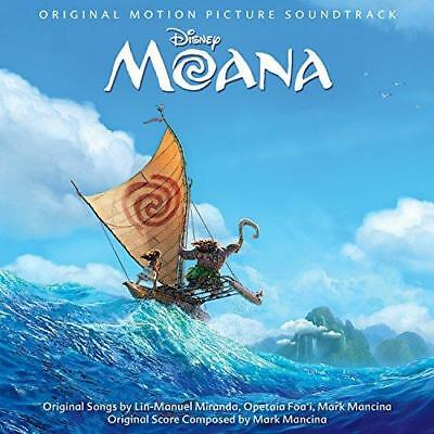 Moana - Soundtrack - Various Artists (NEW CD)