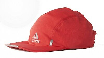 adidas running climacool cap kappe rot eur 18 71 picclick de. Black Bedroom Furniture Sets. Home Design Ideas