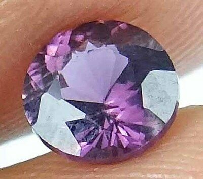 SPINEL Natural 1.05 CT 6.13 MM  Rare Round Cut Untreated Gorgeous Gem 13021219