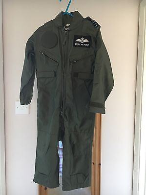 Aviator Flying Suit For 2 Year Old Green Fancy Dress?