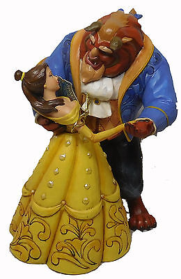 Enesco Disney Figurine Traditions Shore The Beauty and the Beast 4049619 dance