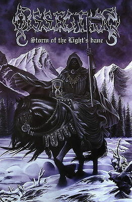 """Dissection Flagge / Fahne """"storm Of The Light's Bane"""" Posterflag"""