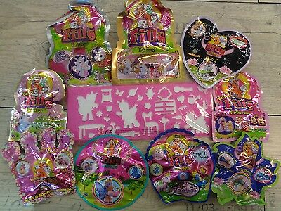 10 verschiedene Filly Teile*Fairy,Unicorn,Butterfly,Witchy,Pearlies,Exklusive(2)