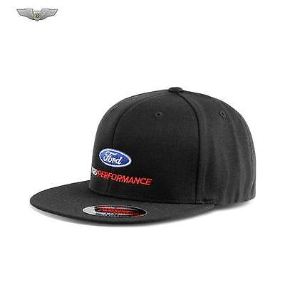 Ford Lifestyle Collection New Genuine Performance Flat Baseball Cap 35021655