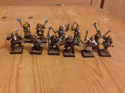 Massive Pro Painted Mordheim Witch Hunter Warband With Conversions