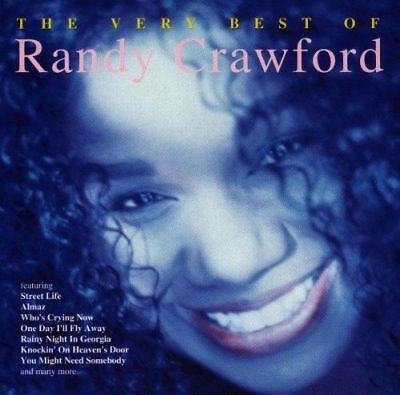 Randy Crawford - The Very Best Of NEW CD