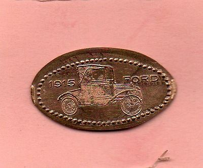 1915 Ford  Elongated Penny