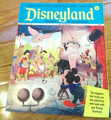 Disneyland Magazine for Beginning Readers No.48