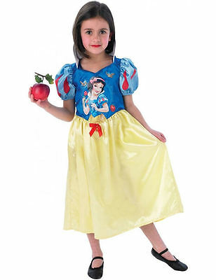 Official Disney Princess Dress Costumes Snow White Belle Aurora Girls Book Week