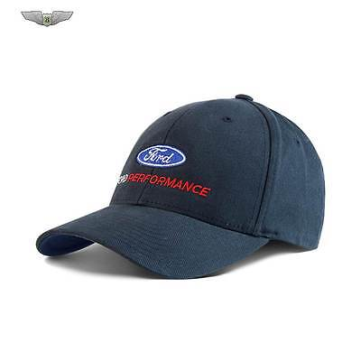 Ford Lifestyle Collection New Genuine Ford Performance Baseball Cap Hat 35021656