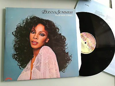 2 LP UK 1977 NM  Donna Summer – Once Upon A Time...