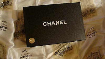 CHANEL Gift BOX   large  12ins x8ins x4.8.ins