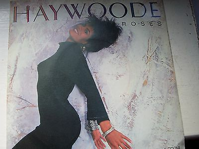 Haywoode, Roses / Tease Me. Brilliant & Lively Dancer From 1986 On Cbs