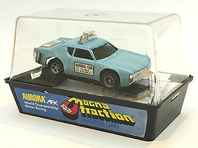 Taxi Cab Amc Matador Aurora Afx Magnatraction Never Run Or Raced