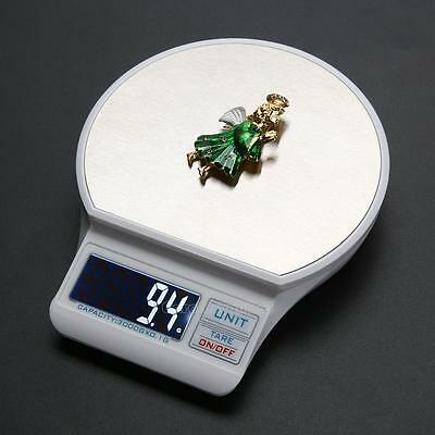 3000g/0.1g Electronic Digital Kitchen Scale Diet Food Weight LCD Display Scales