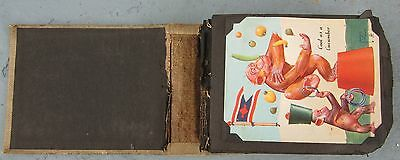 Vintage Album LAWSON WOOD 26 Monkey Cards