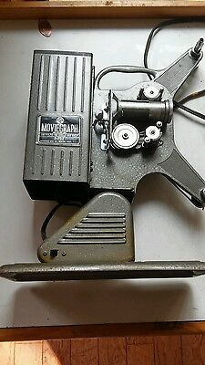 VTG WORKING KEYSTONE MOVIEGRAPH D 752 Movie Projector 16MM Early