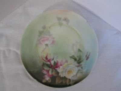 Bavaria Hand Painted Saucer