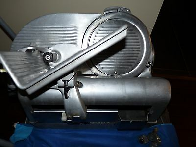 Hobart Model 1712 Commercial Deli Meat Cheese Slicer + Sharpener Automatic Ohio