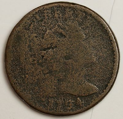 1794 Large Cent.  Circulated.  102272