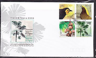 Indonesia 2006 - New Species Papua First Day Cover