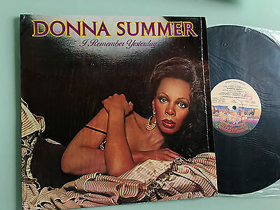 LP ITALY 1977 NM    Donna Summer – I Remember Yesterday Label: Casablanca – n