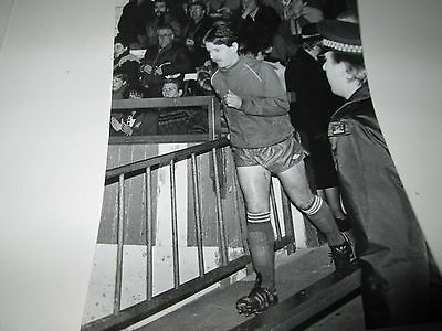 STOCKPORT COUNTY Edgeley Park,1980's-Paul Hendrie- REAL PHOTOGRAPH