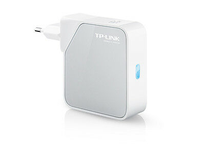 TP-Link TL-WR810N WLAN Router/Accesspoint/TV Adapter Repeater Netzteil